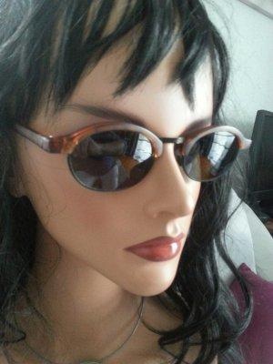 Vintage Sonnenbrille , echtes Glas.