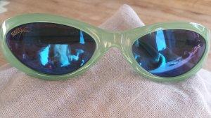 Occhiale da sole celeste-verde-grigio