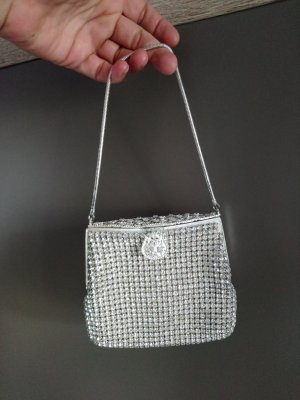 Vintage Strass kleine Tasche