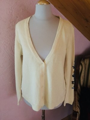 Vintage Strickjacke