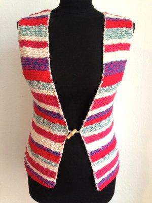 Vintage Strickweste, passt Gr. 36/38