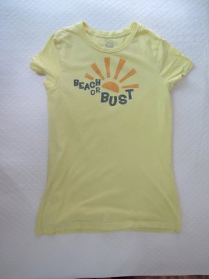 Vintage Style Shirt Beach or Bust