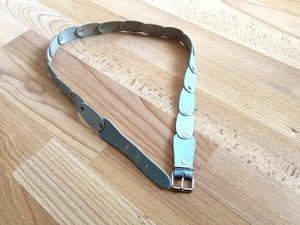 Vintage Waist Belt silver-colored-azure