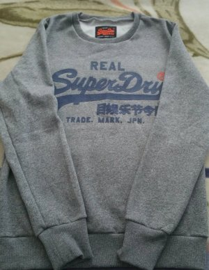 Vintage Super Dry Pullover,Neu