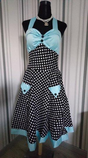 Vintage Swing- Kleid Größe 40 ungetragen