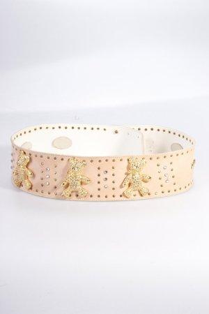 Cintura vita rosa antico-beige