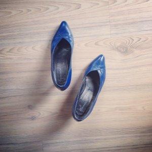 vintage +++ TAMARIS only retro LederPUMPS High Heels +++ top Rockabilly