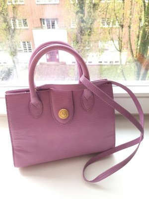 Carry Bag multicolored imitation leather
