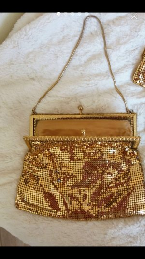 Mini Bag gold orange