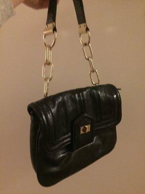 Vintage Tasche mit goldenem Hänkem