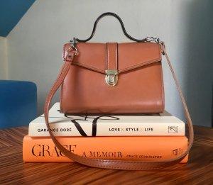 Mini Bag multicolored imitation leather
