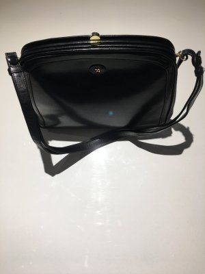 Assima Handbag black leather
