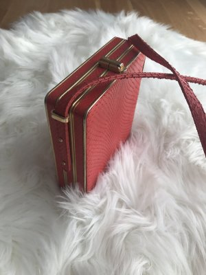 Bally Carry Bag salmon-gold-colored