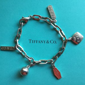 Tiffany&Co Armband zilver Zilver