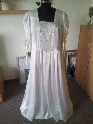Vintage Trachten-Brautkleid, Gr. 46/48