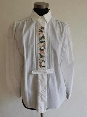 Vintage Traditional Blouse multicolored