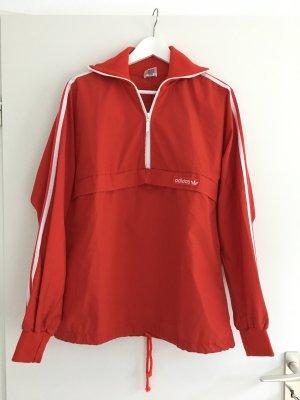 Adidas Originals Veste de sport rouge-blanc