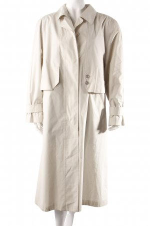 Vintage Trenchcoat hellgrau