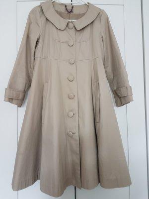 Vintage Trenchcoat im 50er Stil