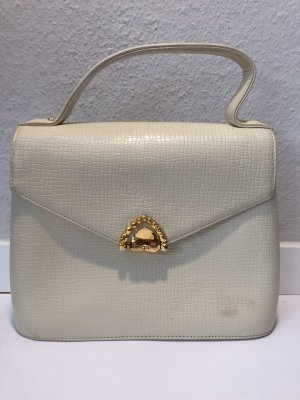 Ungaro Carry Bag gold-colored-oatmeal leather