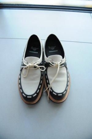 Dr. Martens Chaussures à lacets multicolore cuir