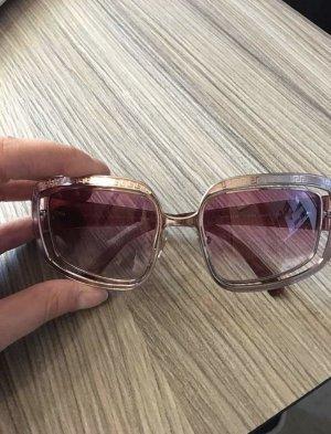 Versace Occhiale stile retro color oro rosa