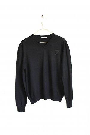 Vintage Versace Collection Wool Sweater
