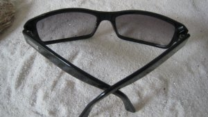 Vintage Versace Sonnenbrille Classic Elegant Original Etui wie Neu