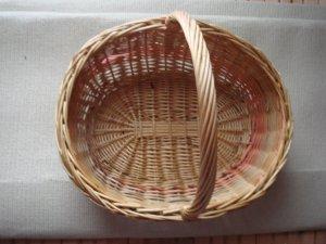 Basket Bag gold-colored