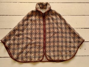 Vintage Wollcape