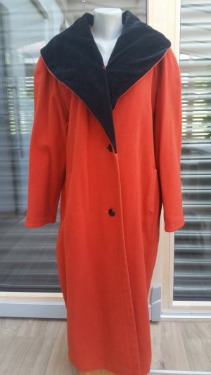 Winter Coat bright red