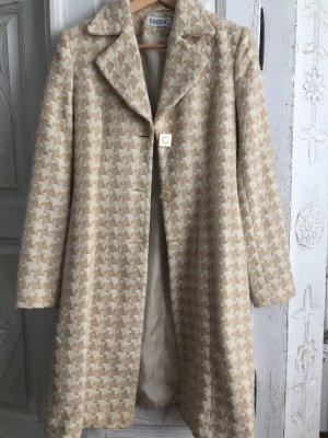 Sabra Abrigo de lana multicolor