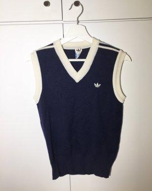 Vintage Wollpullunder Adidas