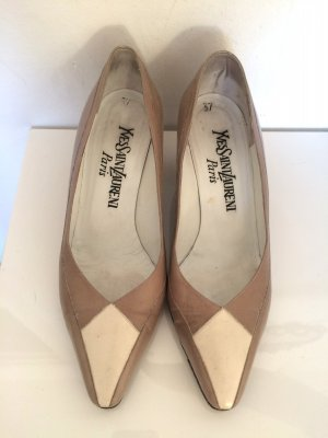 Vintage YSL Yves Saint Laurent Pumps Gr.37