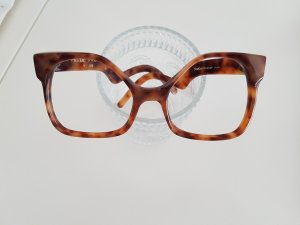 Vintage Yves Saint Laurent Brille Hornbrille