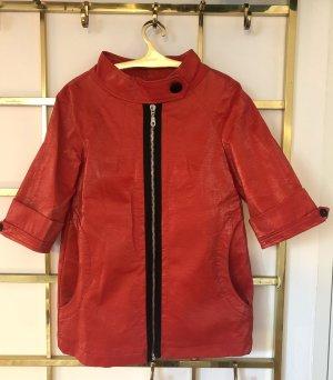 Zara Short Coat red