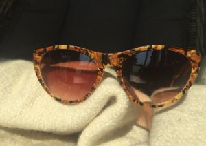 See You Oval Sunglasses multicolored