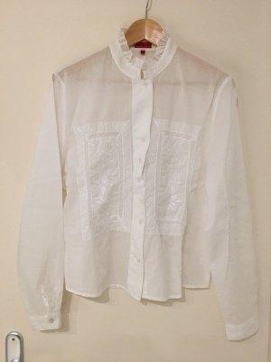 Nadine H. Colletto camicia bianco