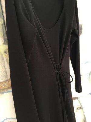 *Vintagekleid aus Wolle*dunkelbraun*