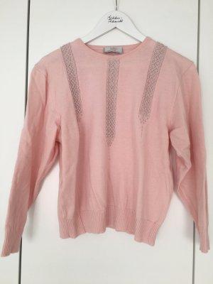 Peter Hahn Jersey largo rosa claro lana de esquila