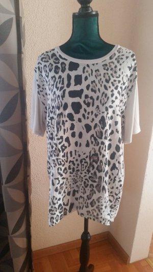 Viola Borghi Shirt Tunika,Neu . Pure Linen.gr.48
