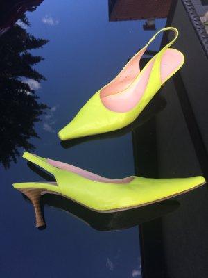 Violá Slingbacks, toller spanischer Schuh!