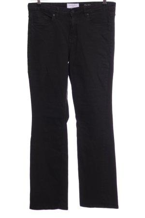 Violeta Boot Cut Jeans black casual look