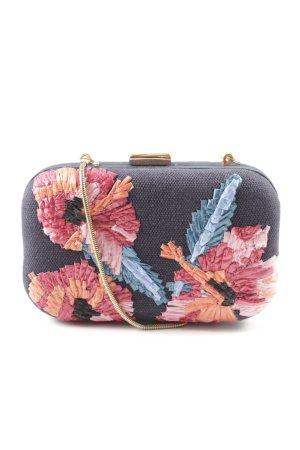 Violeta Clutch florales Muster Elegant