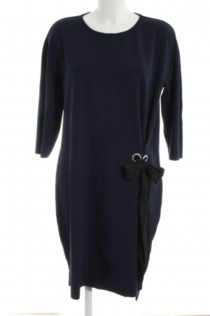 Violeta Langarmkleid blau Casual-Look
