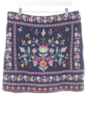 Violeta Mini-jupe multicolore style décontracté