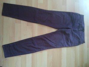 Violette Hose in Größe 34 von Mexx
