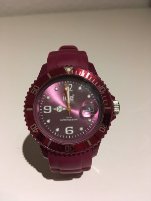 Violette Ice Watch