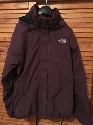 North Face Outdoor Jacket multicolored