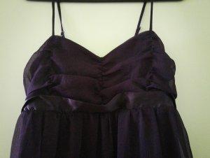 Violettes Ballkleid von Bonprix